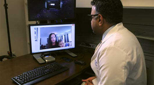 Parris and Associates Rheumatology is ready to meet your Telehealth needs through a video visit.